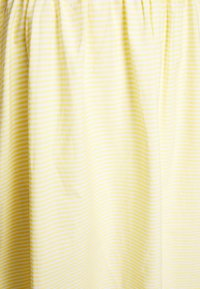 Glamorous - STRIPE MIDI SKIRT - A-line skjørt - yellow - 2
