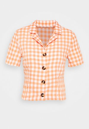 PALOMA GINGHAM  - Paitapusero - orange