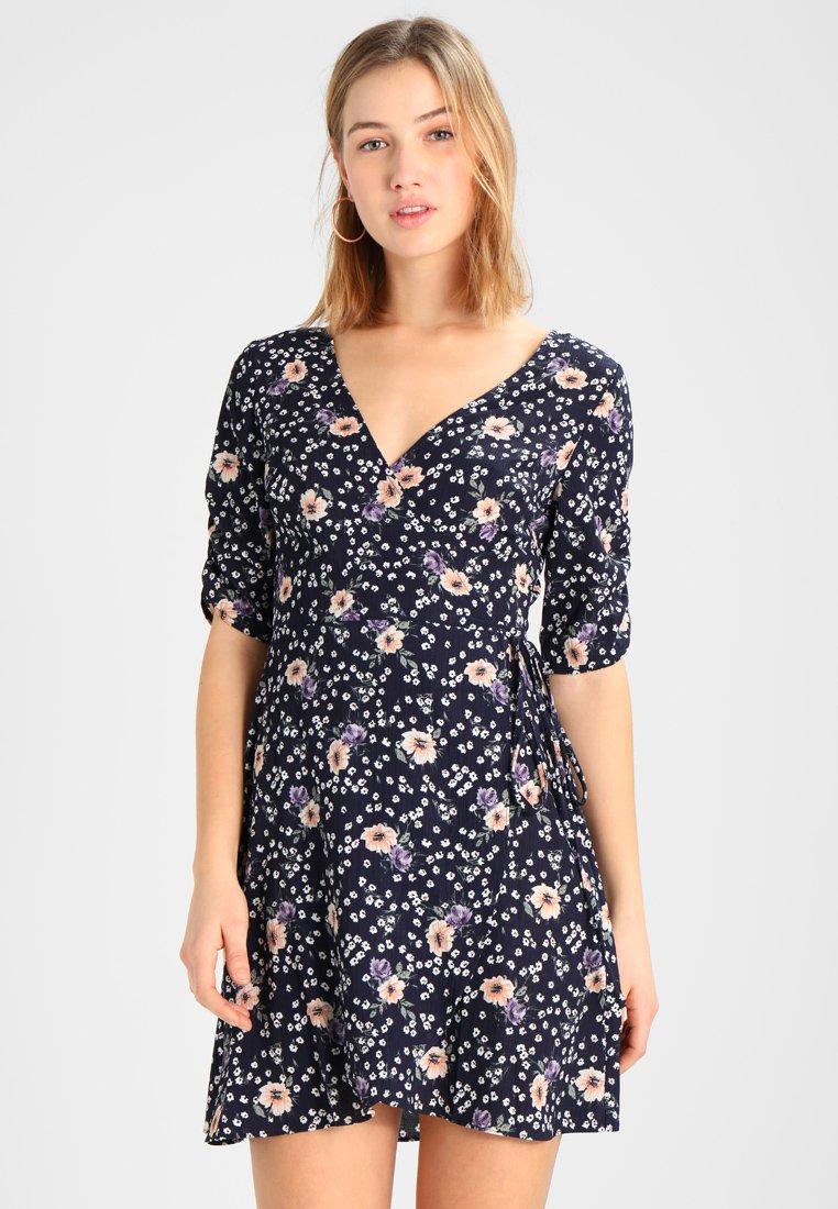 Glamorous - Denní šaty - navy blush