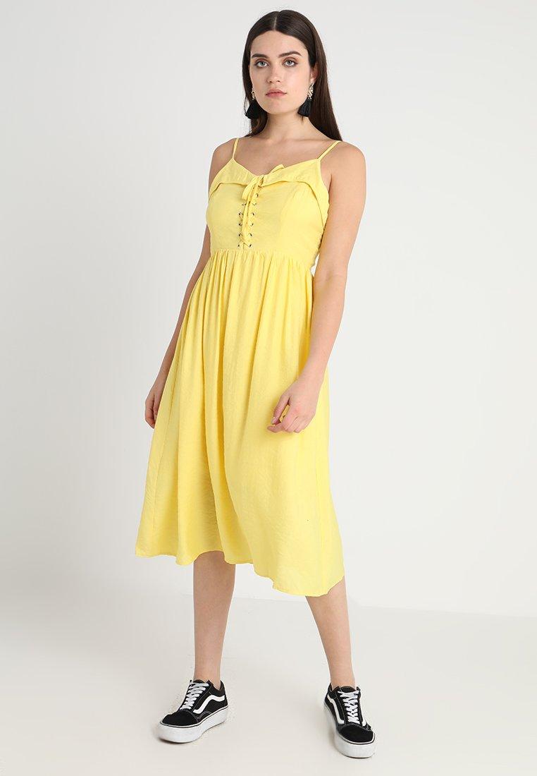 Glamorous - Denní šaty - yellow