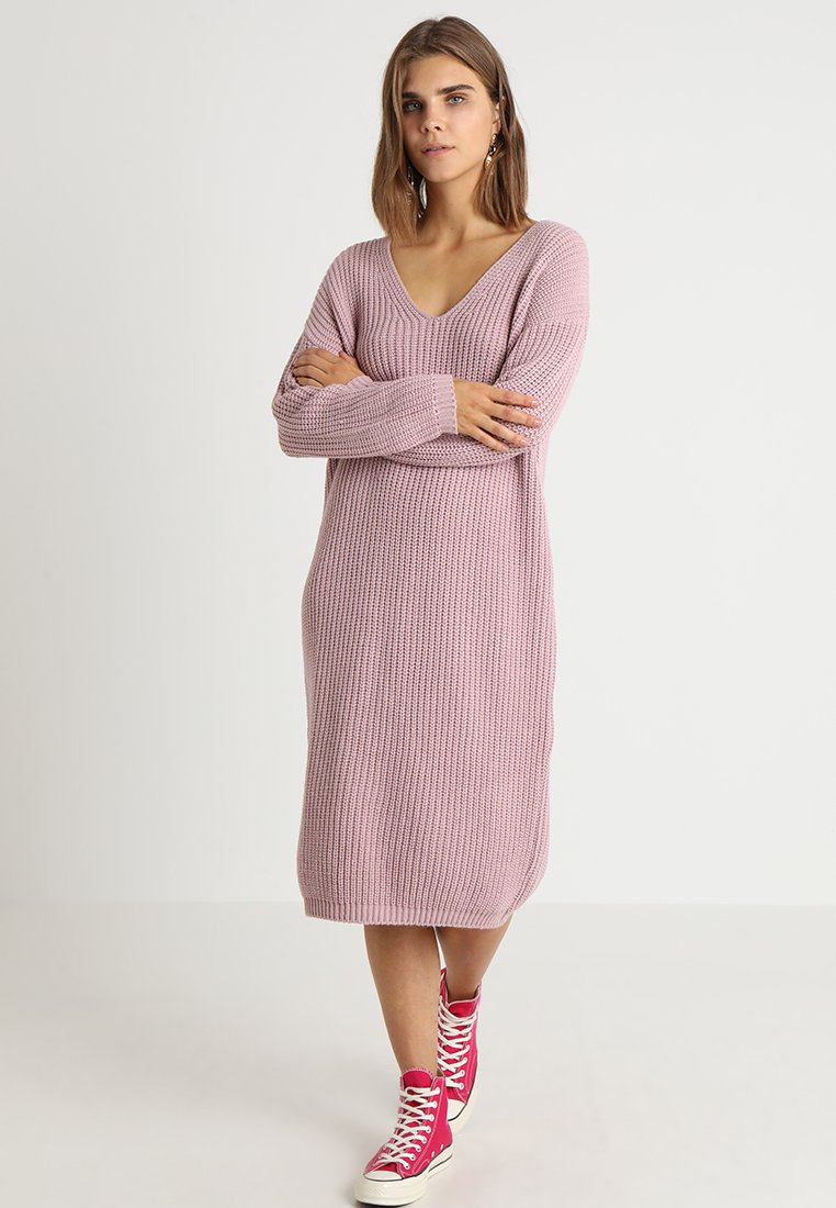 Glamorous - Gebreide jurk - light pink