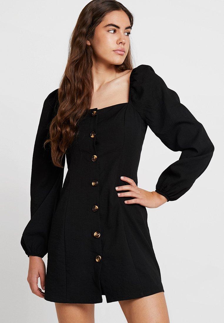 Glamorous - Freizeitkleid - black