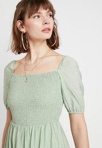 Glamorous - Korte jurk - sage green - 4