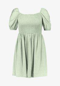 Glamorous - Korte jurk - sage green - 3