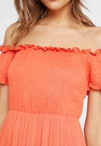 Glamorous - Robe longue - red orange - 6