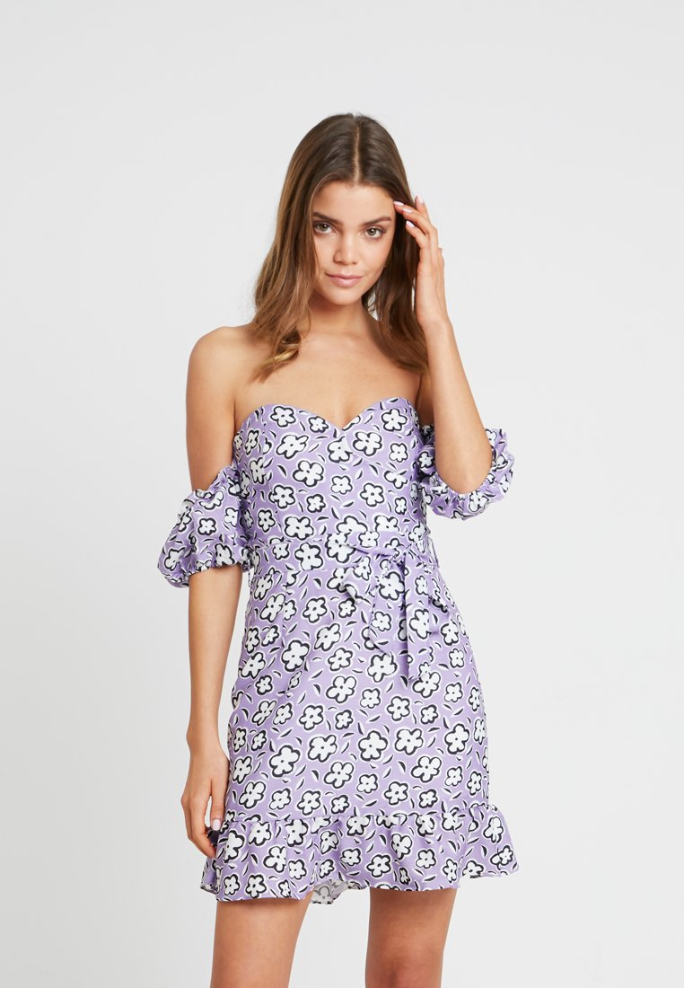 Glamorous - Day dress - lilac