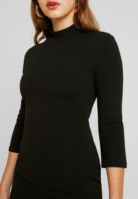 Glamorous - Denní šaty - black - 4