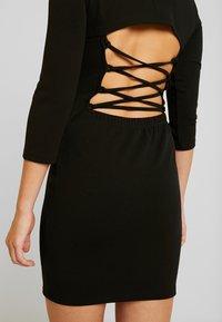 Glamorous - Denní šaty - black - 6