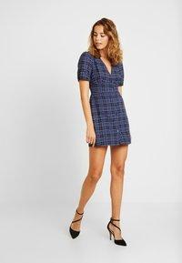 Glamorous - Denní šaty - blue - 2