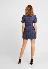 Glamorous - Denní šaty - blue - 3