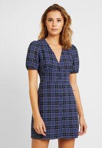 Glamorous - Denní šaty - blue - 0