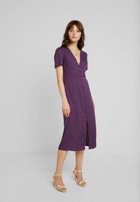 Glamorous - Vapaa-ajan mekko - purple - 0