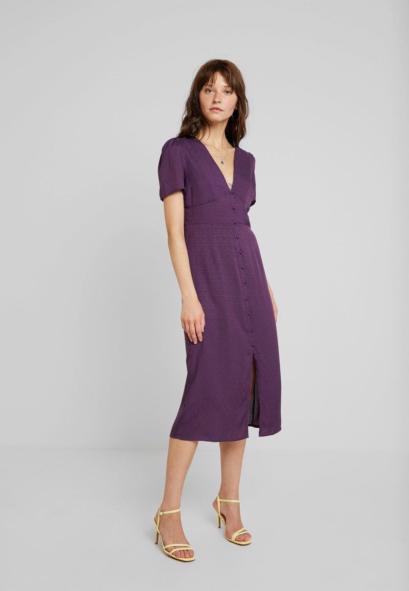 Glamorous - Maxikleid - purple