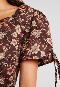 Glamorous - Denní šaty - brown - 5