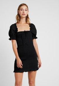 Glamorous - Robe d'été - black - 0