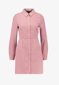 Glamorous - Vapaa-ajan mekko - pink brown - 3