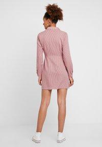 Glamorous - Vapaa-ajan mekko - pink brown - 2