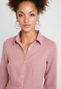 Glamorous - Vapaa-ajan mekko - pink brown - 4