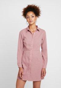 Glamorous - Vapaa-ajan mekko - pink brown - 0