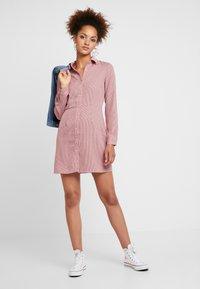 Glamorous - Vapaa-ajan mekko - pink brown - 1