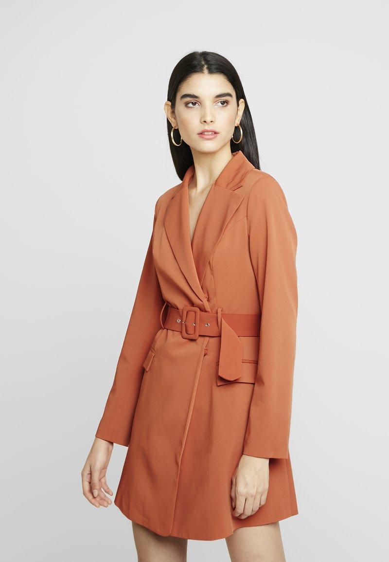 Glamorous - Denní šaty - rust