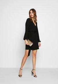 Glamorous - Robe en jersey - black - 1