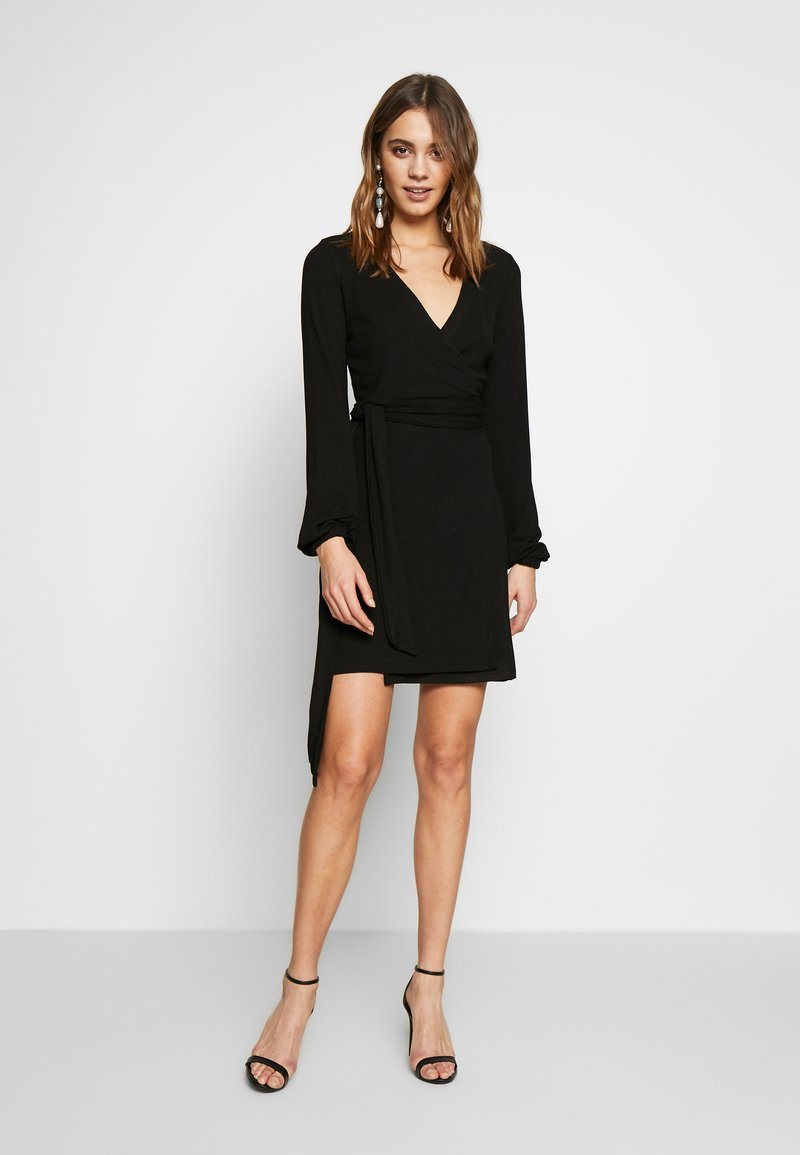 Glamorous - Robe en jersey - black