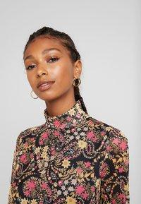 Glamorous - Maxi dress - pink golden - 4