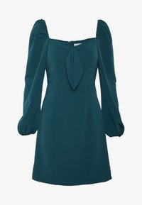 Glamorous - CARE BARDOT DRESS - Vestido informal - green - 4