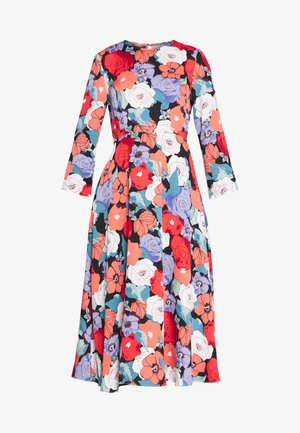 MIDI DRESS - Day dress - multi-coloured