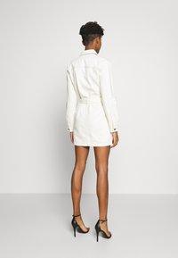 Glamorous - DRESS - Jeanskjole / cowboykjoler - ecru - 2