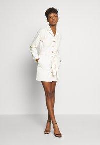 Glamorous - DRESS - Jeanskjole / cowboykjoler - ecru - 1