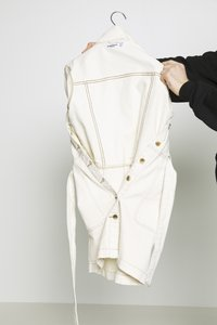 Glamorous - DRESS - Jeanskjole / cowboykjoler - ecru - 6