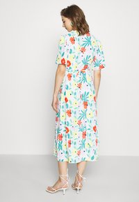 Glamorous - FLORAL WRAP DRESS WITH TIED DETAIL - Denní šaty - bright multi - 2