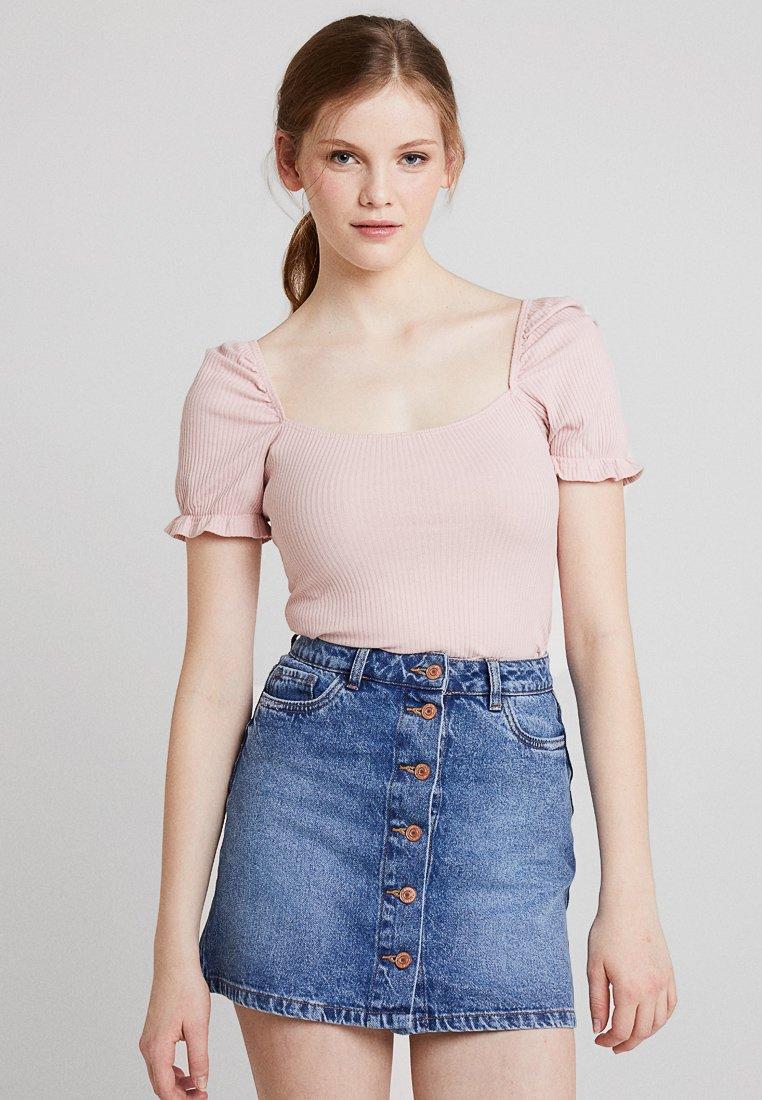 Glamorous - T-Shirt print - light pink