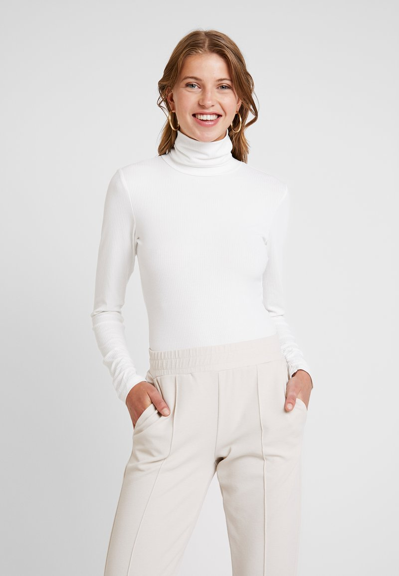 Glamorous - Long sleeved top - cream