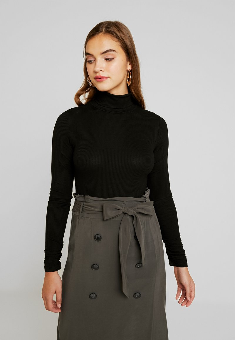 Glamorous - Long sleeved top - black
