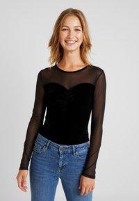 Glamorous - Pitkähihainen paita - black - 0