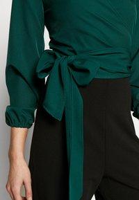 Glamorous - Blouse - bottle green - 4