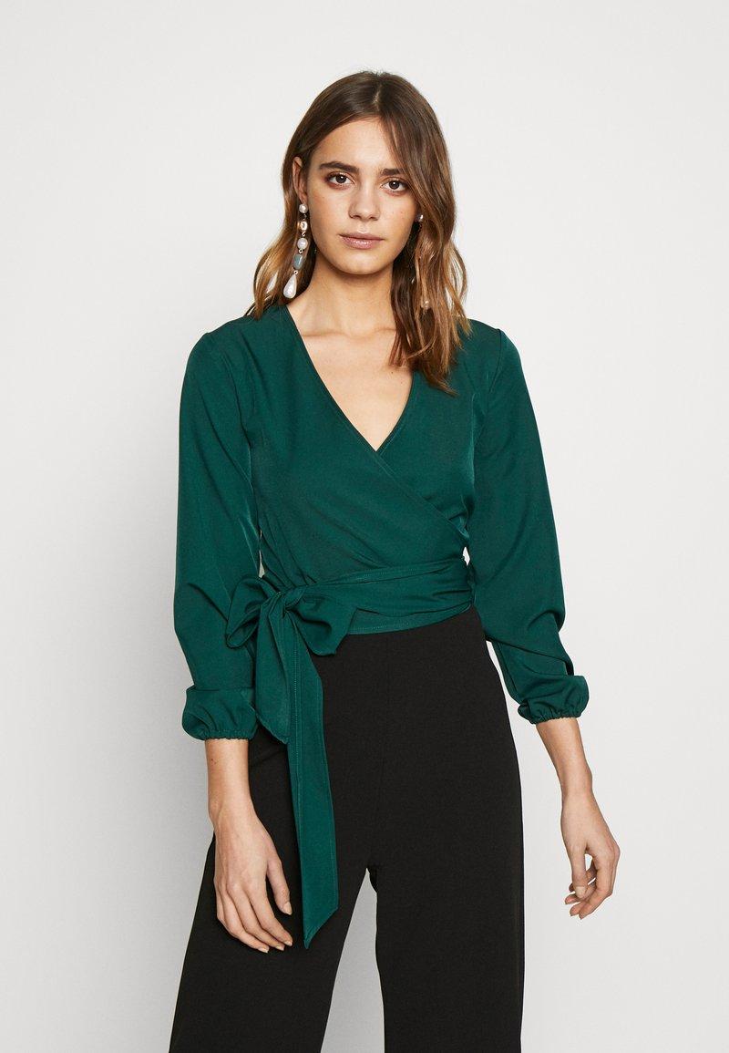 Glamorous - Blouse - bottle green