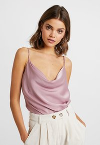 Glamorous - Bluser - dusted pink - 0