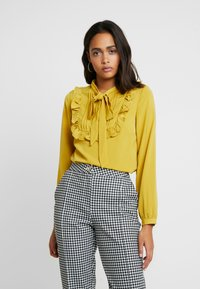 Glamorous - Blouse - yellow - 0