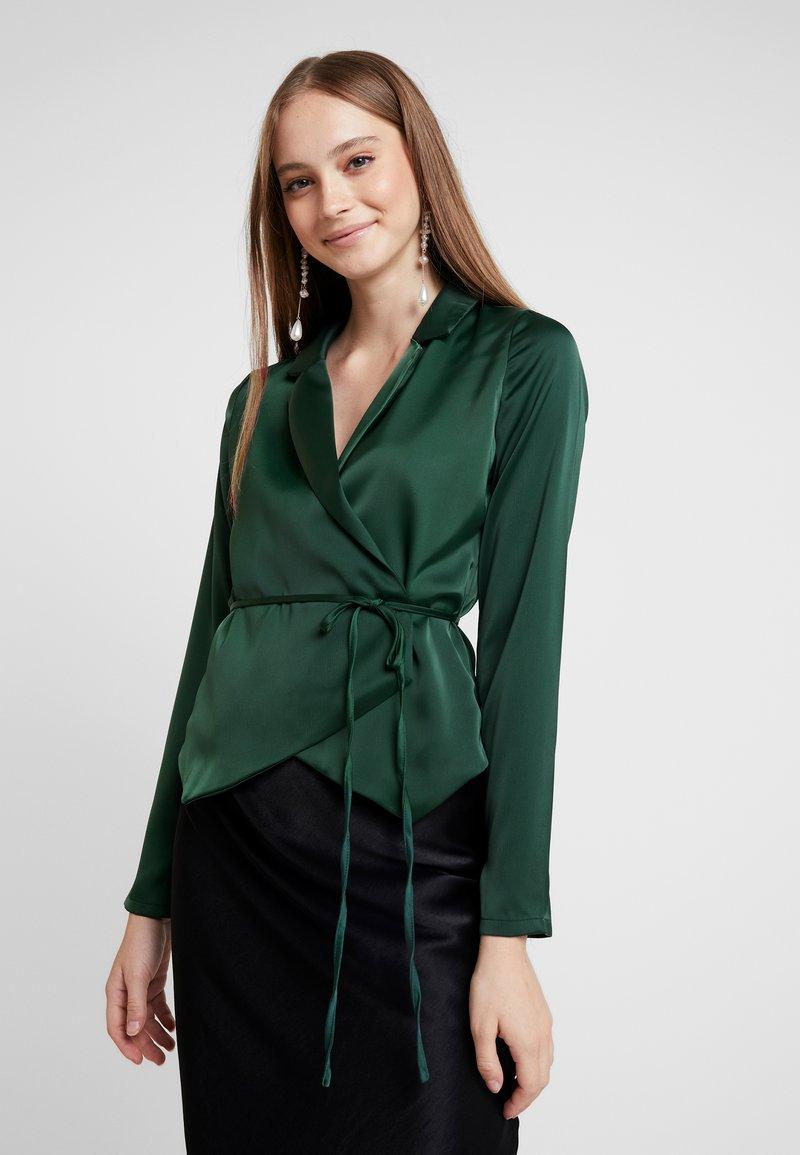 Glamorous - Blus - dark green