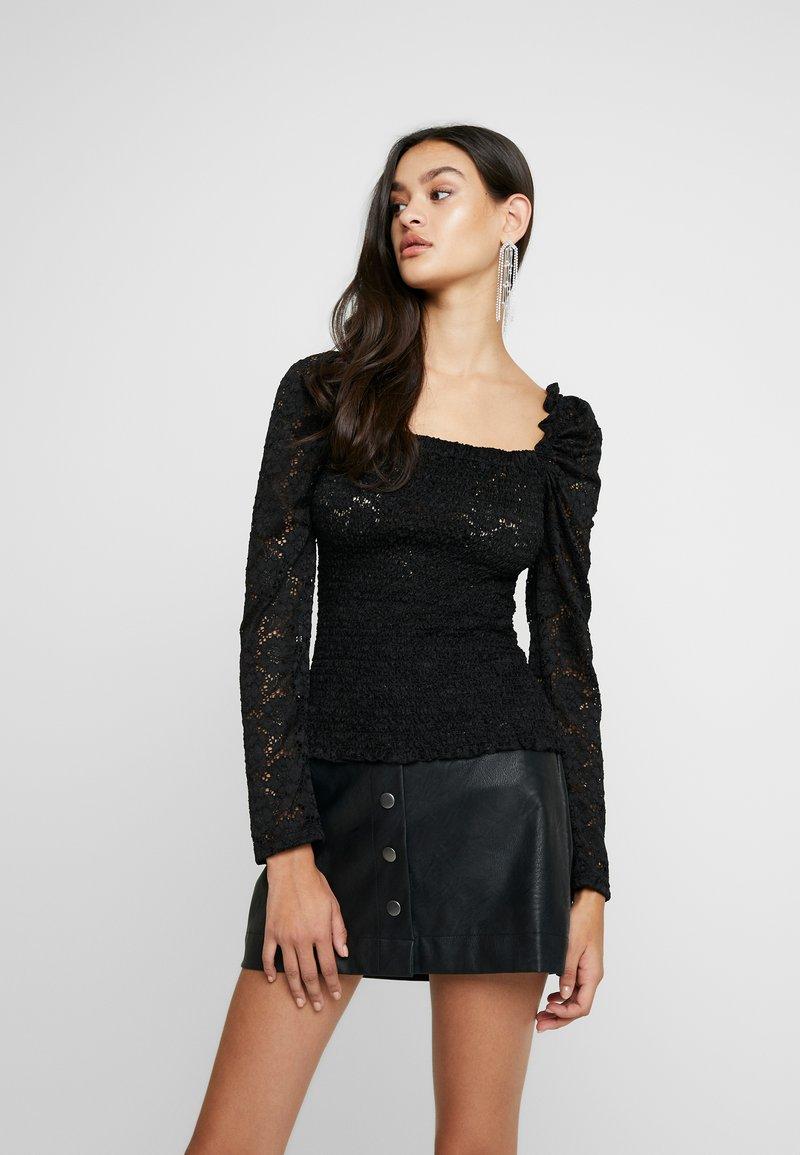 Glamorous - Pusero - black