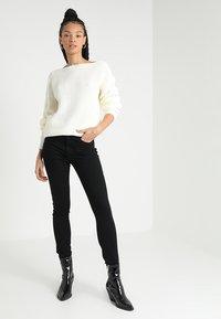 Glamorous - Trui - winter white - 1