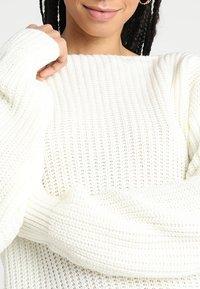 Glamorous - Trui - winter white - 4