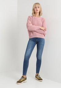 Glamorous - Strickpullover - light dusty pink - 1