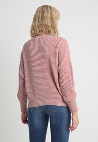 Glamorous - Strickpullover - light dusty pink - 2