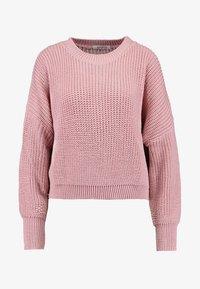 Glamorous - Strickpullover - light dusty pink - 4