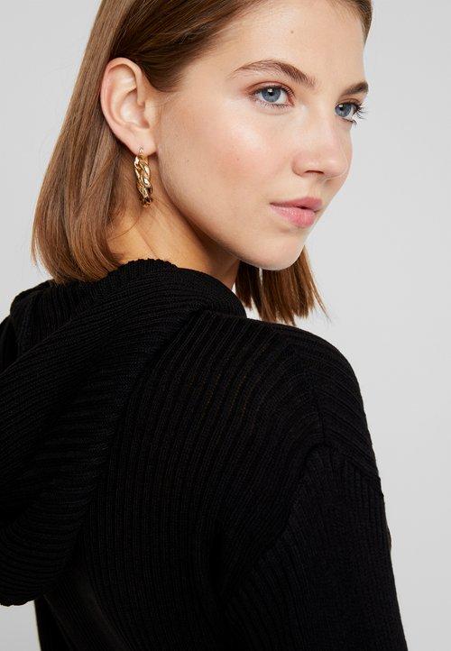 Glamorous Sweter - black Odzież Damska IMVE-SE6 Stała usługa